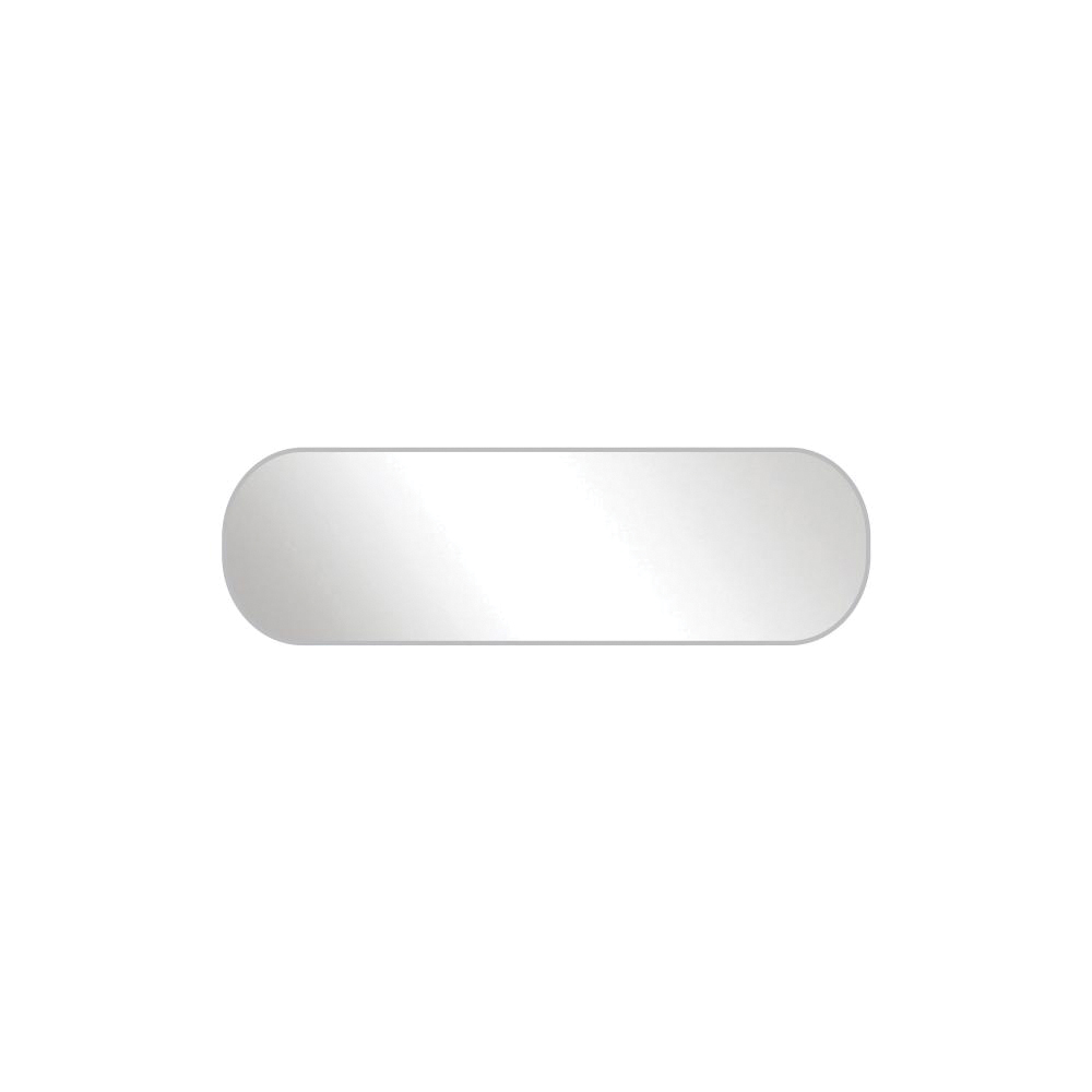 Metal Plaka ( 50 x 15 mm )